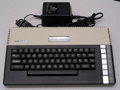 Atari 800 XL