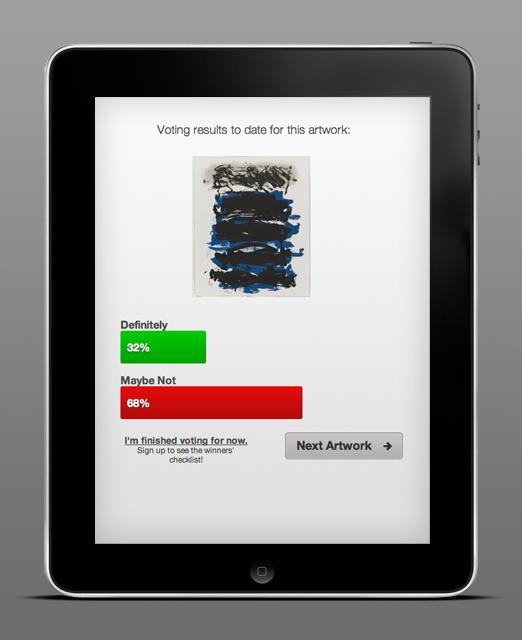 Brent Gustafson Studios   50/50 Voting App